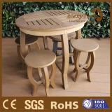 フォーシャンの余暇の庭の一定の屋外の木の机および椅子