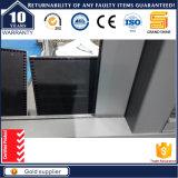 Progettare la finestra per il cliente di scivolamento di vetro del doppio di alluminio del blocco per grafici per la casa