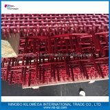 Trituradora de piedra malla vibrante / malla de alambre prensado