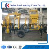 Misturador móvel do asfalto 5 toneladas de Slj5