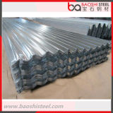 Mattonelle coprenti galvanizzate ondulate tetto/dello strato