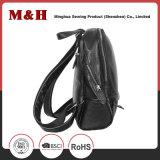 Sac noir portatif de sac à dos de course de grande capacité
