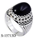 Nieuwe ModelJuwelen 925 van de Manier Zilveren Ring voor de Mens