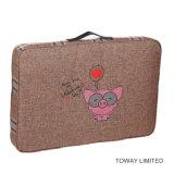 Calidad de dibujos animados de espesor Perro Sofá Camas Mats Diseño de ratón para mascotas