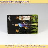 Cartão Magnético de impressão PVC com destaque Stamped Foil