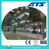 fábrica de tratamento do alimento 500-800kg/H com boa qualidade