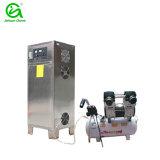 Ozonizador para el tratamiento de aguas químico industrial
