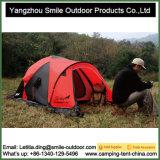 Personne 2 tente de montagne campante légère enduite de silice de 4 saisons