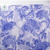 Феникс Viscose шали голубое и белое напечатало повелительницу Способ Шарф