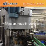 9000cph 알루미늄 깡통 맥주 충전물 기계장치