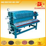 Filtro de petróleo do frame da placa da alta qualidade do tipo de Guang Xin