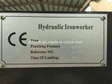 Гидровлическо приведитесь в действие Ironworker с самым лучшим качеством