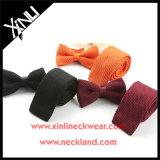 100% Silk gestrickte kundenspezifische Großverkauf Gleichheit und Bowties