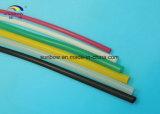 Tubo di gomma del silicone di approvazione dell'UL per i collegare elettrici