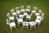 Harz-Hochzeits-Stuhl/Crossback Art
