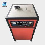 Induktions-schmelzender Ofen des Gold5kg mit Infrarotthermometer