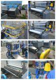 Máquina de extrudado de la película del LDPE para el uso agrícola