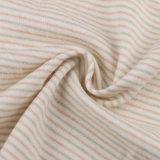 Textile organique de tricotage organique de tissu avec la conformité
