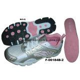 Новые напольные ботинки, ботинок людей, идущие ботинки, ботинки тапок