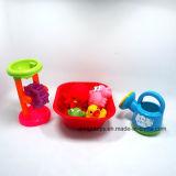 Heißer Sommer sprizen Spielwaren, lustige Plastikbaby-Bad-Spielwaren, eingestellten die Plastikbaby-Spielwaren