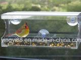Jaulas de pájaro de acrílico de Yyb con garantía del curso de la vida