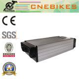 Batterij van het Pak van het Lithium van het Rek van de hoge Capaciteit de Achter48V 15ah voor de Elektrische Uitrusting van de Fiets