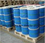 cuerda de alambre galvanizada Iwrc 6X37 Eips (base de acero)