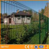 Frontière de sécurité en gros de treillis métallique de garantie pour résidentiel