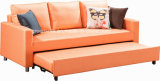 Populäres Wohnzimmer drei Seater Sofa mit Bett