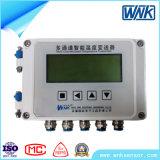 4-20mA/Profibus 지능적인 온도 전송기, 시설 보호를 위한 다지점 온도 탐지