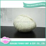 Fio de Bambu Misturado de Tecelagem Ecofriendly do Cânhamo para Desgaste do Bebê