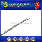 Câble à haute tension d'acier inoxydable de température élevée de Mgg de 450 degrés