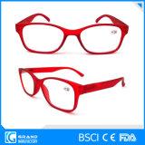 L'indicatore luminoso luminoso di disegno classico rettifica i vetri di lettura personali della plastica ottica di vista