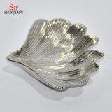 Уникально форма, Electroplated керамическая плита/тарелки змейки/тарелки сухих товаров