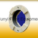 Imprensa de filtro de alta pressão do diafragma/membrana usada para a lama da água Waste