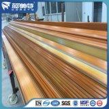 Profil en aluminium Trsanfer en bois pour l'industrie de la porte de fenêtre
