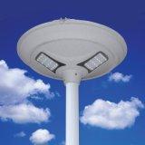 Réverbère solaire extérieur économiseur d'énergie de DEL tout dans un