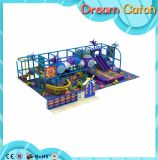 Divertimento impertinente del castello del campo da giuoco dell'interno di Playgroundr