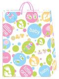 Специальным мешок напечатанный слоном бумажный для младенца