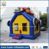 Castelo de salto do Bouncer inflável barato comercial quente da venda para a criança