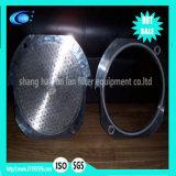 Filtre de sable industriel de traitement des eaux SUS304, SUS316L