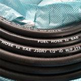 Hochtemperatur 3/8 Zoll-Kraftstoffschlauch für unverbleit Benzin und Kraftstoffe E85
