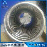 Fabrication de tubes en acier inoxydable 304 en acier inoxydable pour réservoir