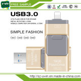 Free Sample Mobile Phone USB 3.0 OTG USB Flash Drive