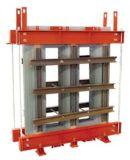 Enroulement stratifié par transformateur électrique de faisceau de fer de tôle d'acier