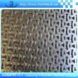 Acoplamiento redondo del orificio del acero inoxidable o del acero con poco carbono