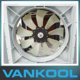 Dispositivo di raffreddamento di aria montato tetto evaporativo industriale del dispositivo di raffreddamento di aria