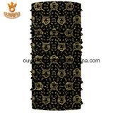 Gute Qualitäts-Polyesternahtloser Bandana von führendem Schal-Hersteller