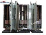 3 Chammber соединяют магнетрон лакировочной машины вакуума Sputtering Coater PVD для солнечной пробки