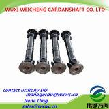 SWC溶接されたデザインの機械装置のための軽量シリーズCardanシャフト